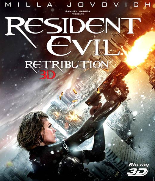 F237 - RESIDENT EVIL: RETRIBUTION - ma vi-rút 3D 50G (DTS-HD 5.1)