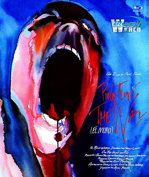 M2039. Pink Floyd The Wall 1982 (25G)
