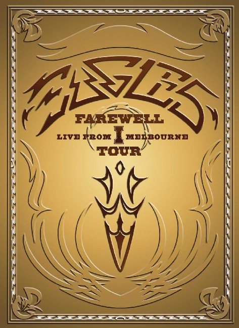 HM8036. Eagles Farewell Tour Live From Melbourne (13G)