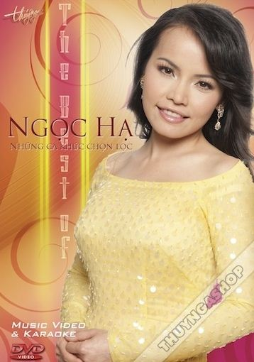 HM8060. The Best Of Ngọc Hạ (8G)