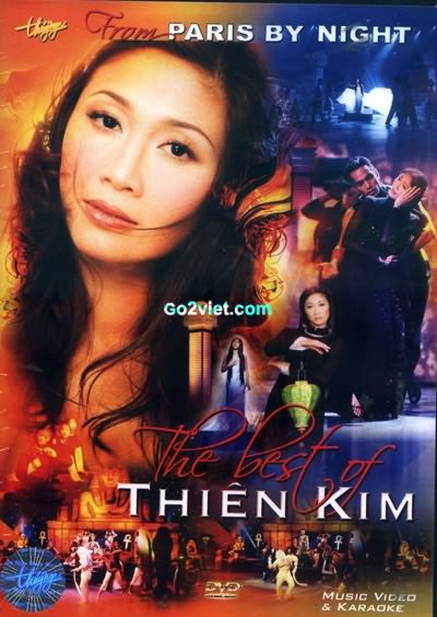 HM8061. The Best Of Thiên Kim (8G)