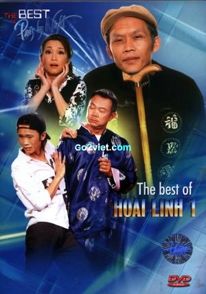 HAI084 - The Best Of Hoài Linh 1-5 (20G)