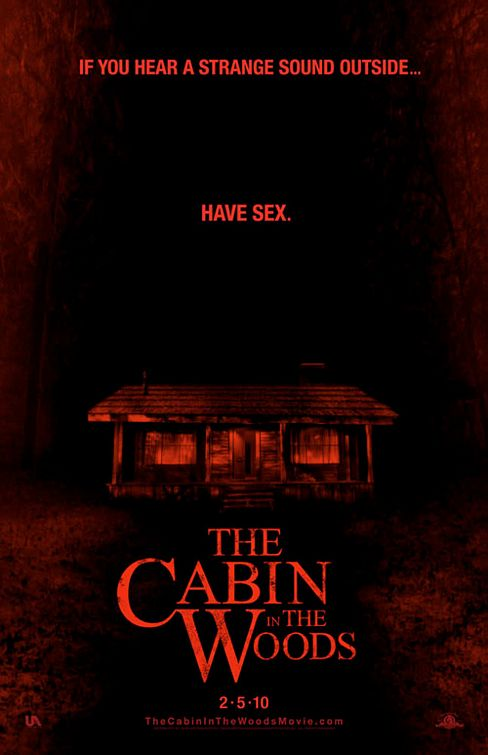 HD0002 - The Cabin in the Woods