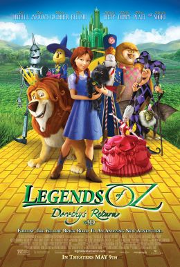 HD0247 - The Legend of Oz Dorothy