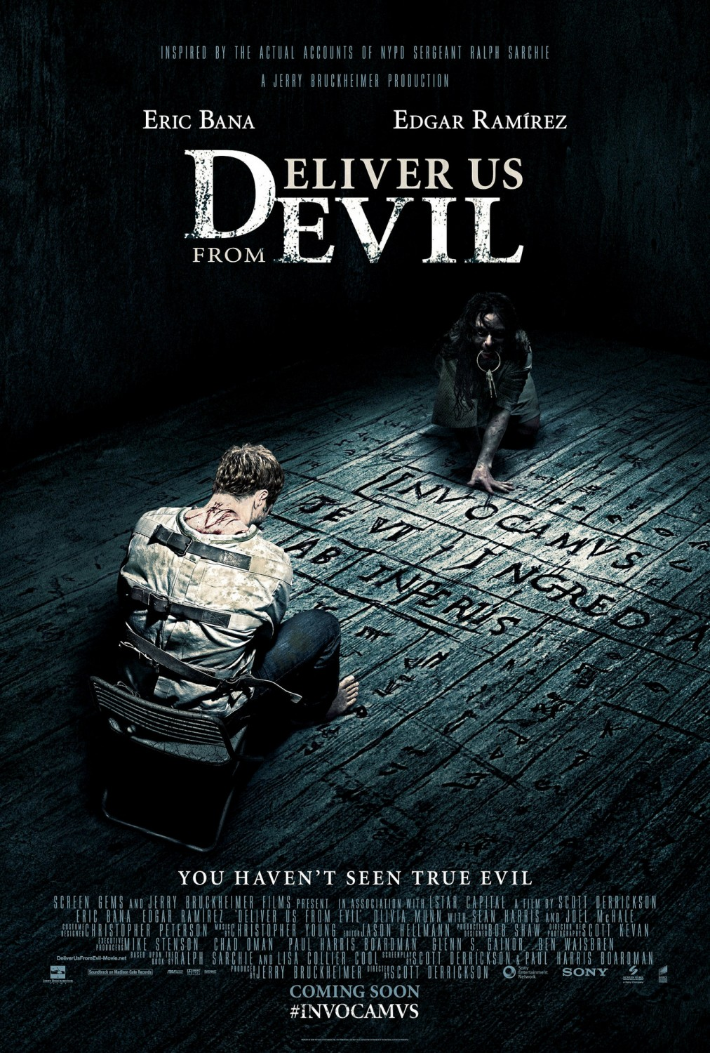 HD0270 - Deliver Us From Evil 2014 - Linh hồn báo thù