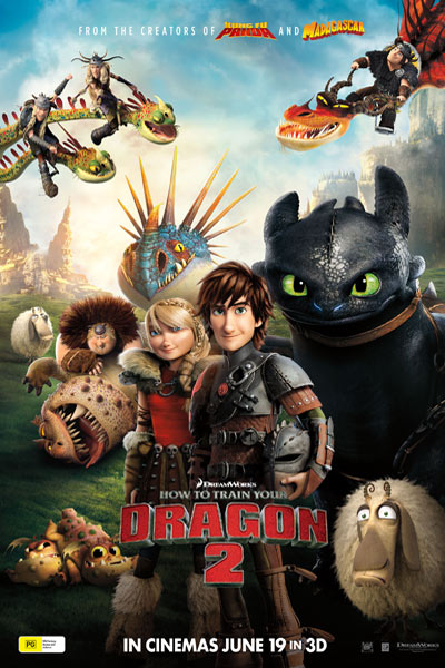 HD0271 - How To Train Your Dragon 2 - Bí kíp luyện rồng 2