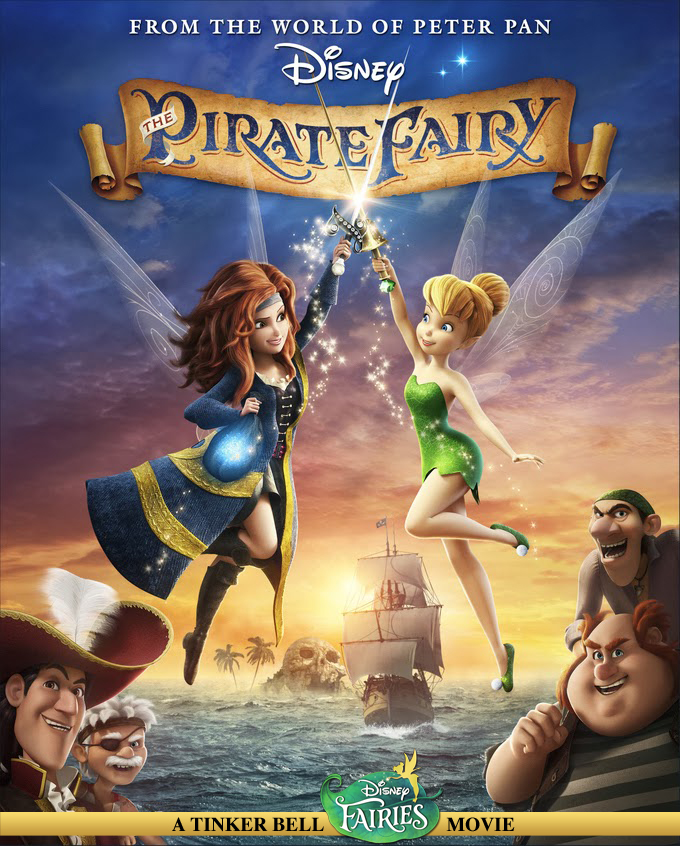 HD0290 - The pirate fairy 2014 - Hải tặc tiên