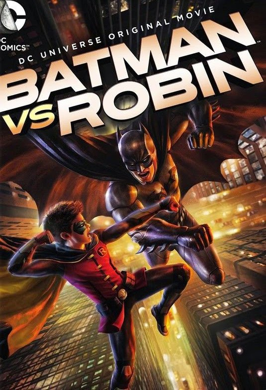 HD0350 - Batman vs Robin 2015