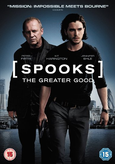 HD0416 - Spooks The Greater Good 2015 - Điệp viên siêu đẳng