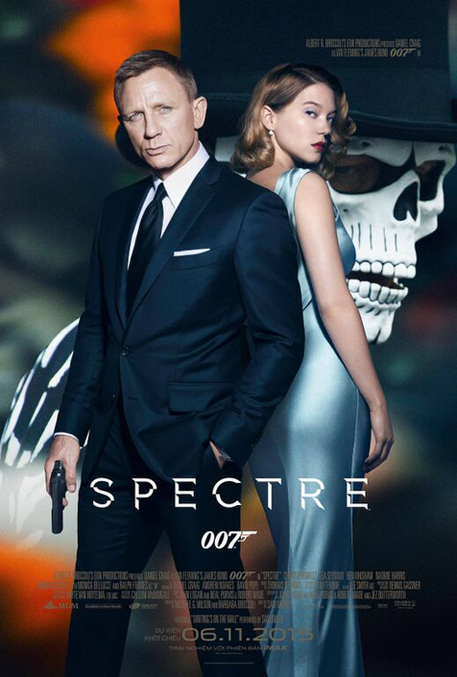HD0473 - Spectre Bond 2016 - Bóng ma
