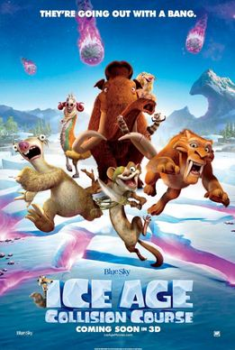 HD0567 - Ice age Collision course 2016 - Trời sập