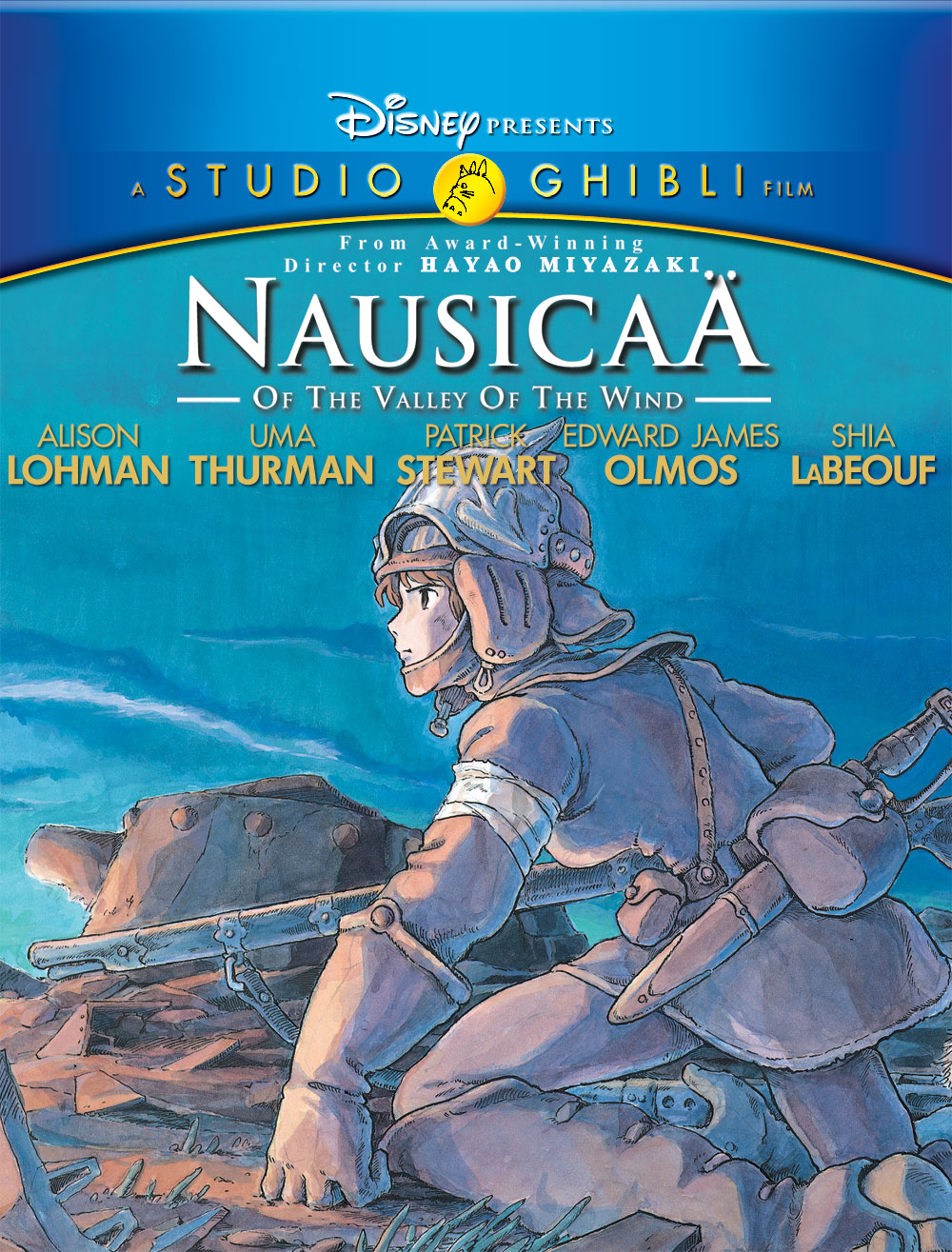 HD0598 - Nausicaa Of The Valley Of The Wind - Công Chúa Của Thung Lũng Gió