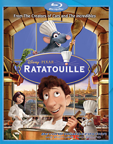 HD0082. Chuot dau bep - Ratatouille 2007