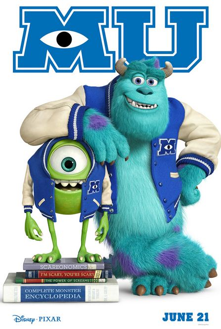 HD0085. Lo Dao Tao Quai Vat - Thuyet Minh - Monsters University 2013