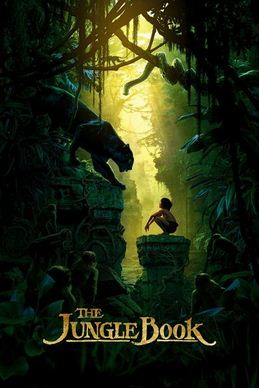 HD0548 - The jungle book 2016 - Cậu bé rừng xanh