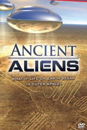 KH153 - Document - History Channel Ancient Aliens - Season 1 + 2 (2010) (25G)