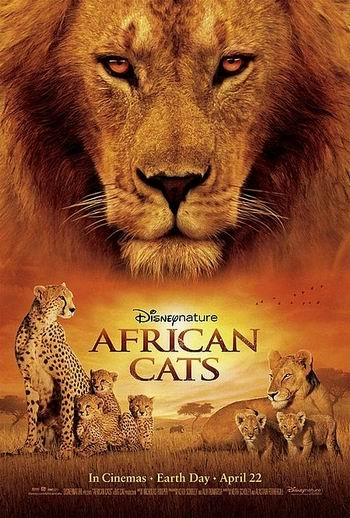 KH173 - Documentary - African Cats 2011 (4.4G)