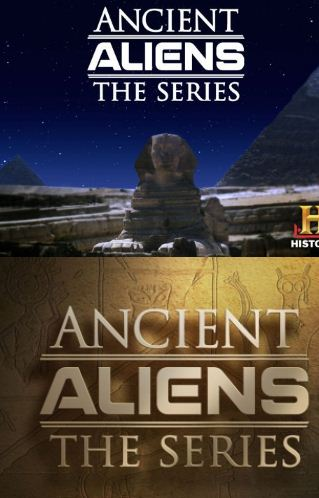 KH175 - Document - History Channel Ancient Aliens SS3 (11.5G)