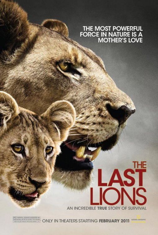 KH181 - Document - The Last Lions 2011 (4.4G)