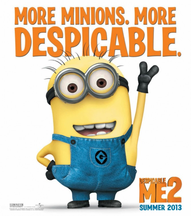 HD0063 - Despicable Me 2 2013