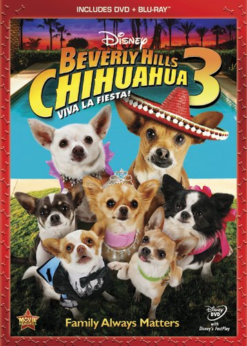 HD0022 - Beverly Hills Chihuahua 3 (2012)