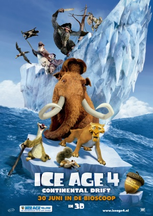 HD0025 - Ice Age Continental Drift 2012