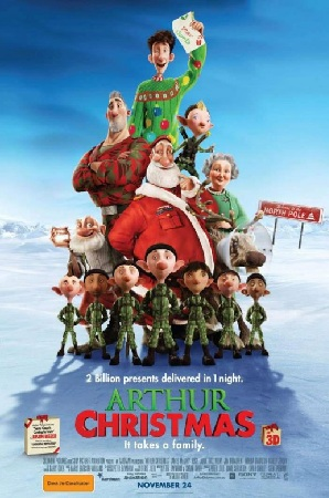 HD0035 - Arthur Christmas