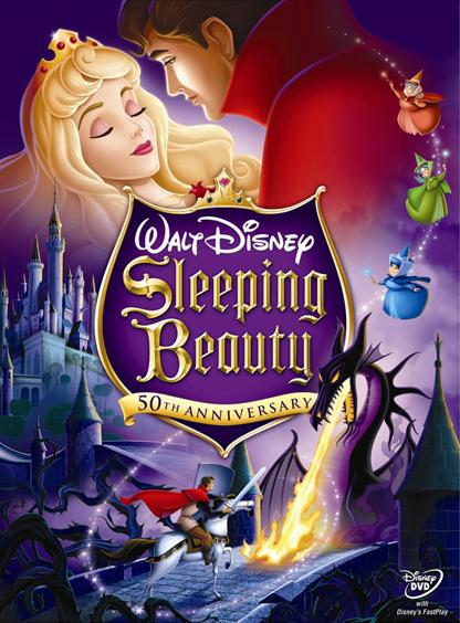 HD0036 - Sleeping Beauty
