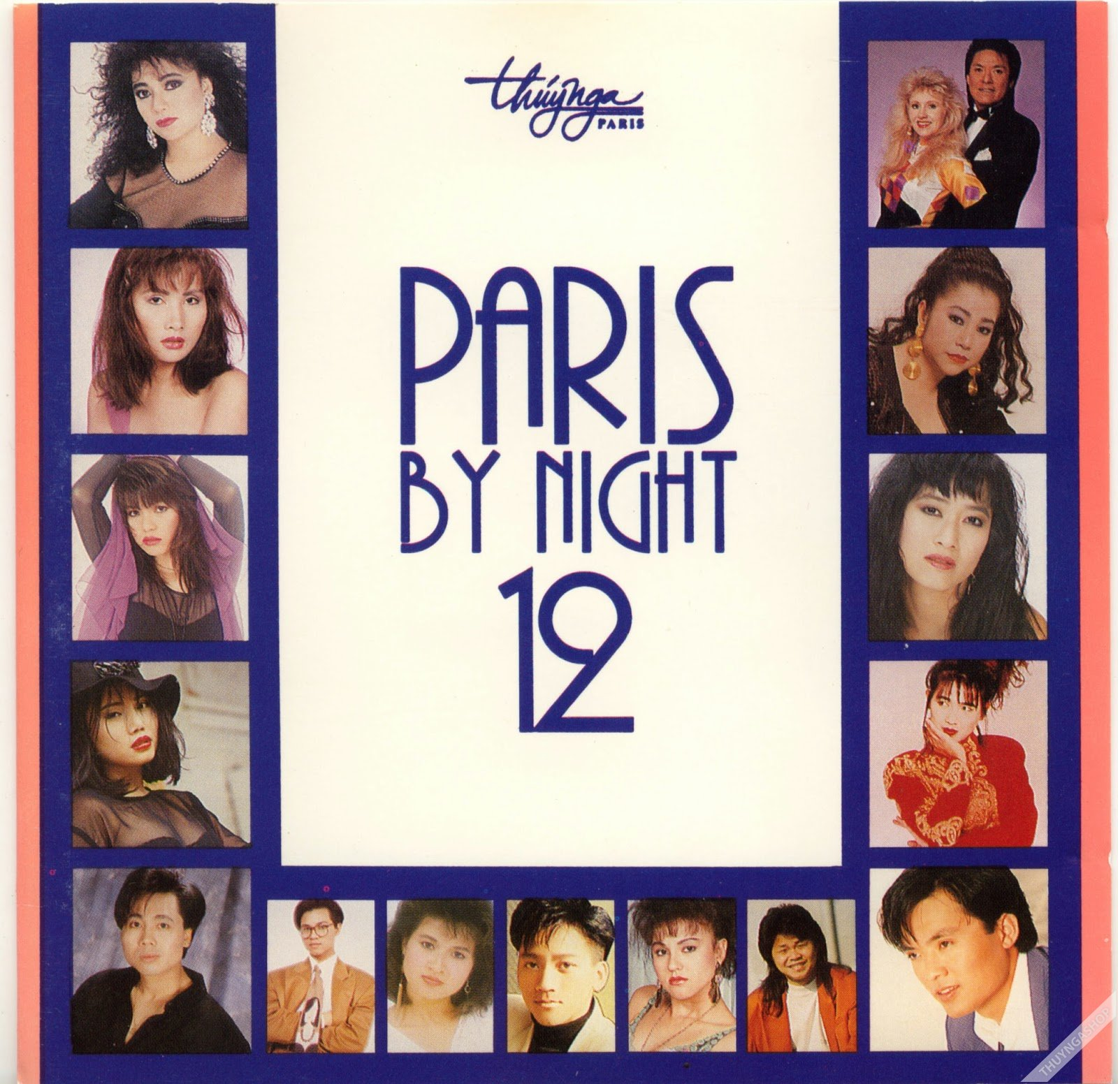 TN012 - Paris By Night 12