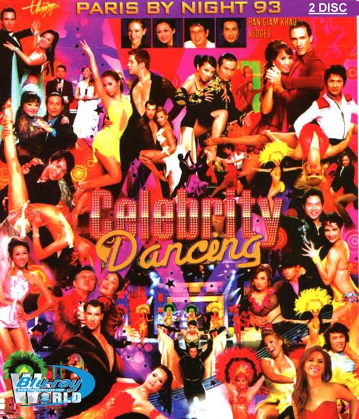 Khiêu Vũ Của Các Ngôi Sao (CD2) (Paris By Night 93 Celebrity Dancing) - Nhiều Ca Sĩ