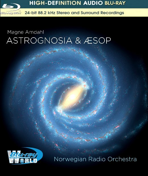 M1241. Norwegian Radio Orchestra Astrognosia & Æsop  AUDIO BLU-RAY (2014) (25G)