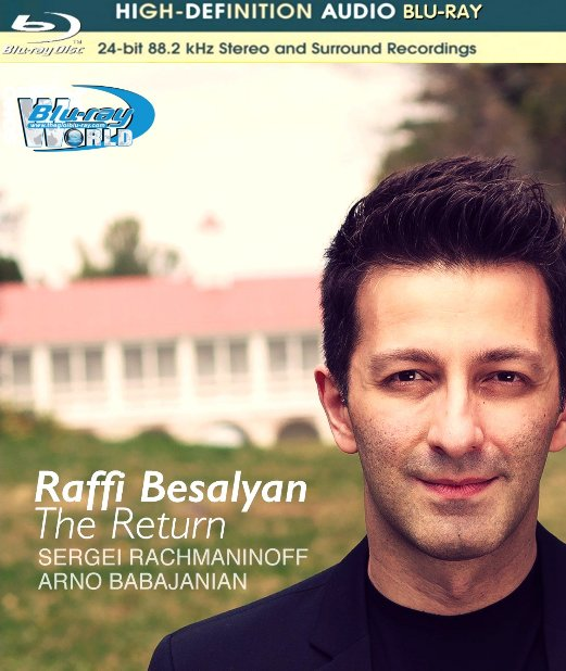 M1242. Raffi Besalyan The Return (2015)  AUDIO BLURAY (25G)