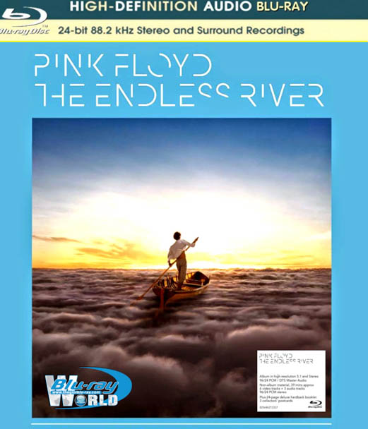 M923.Pink Floyd The Endless River 2014 BLURAY AUDIO (25G)