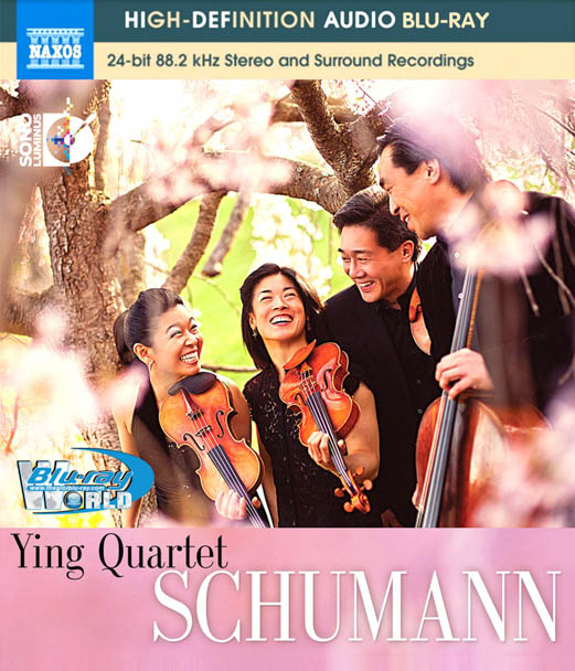 M988. Ying Quartet Schumann (2014) (25G) bluray audio