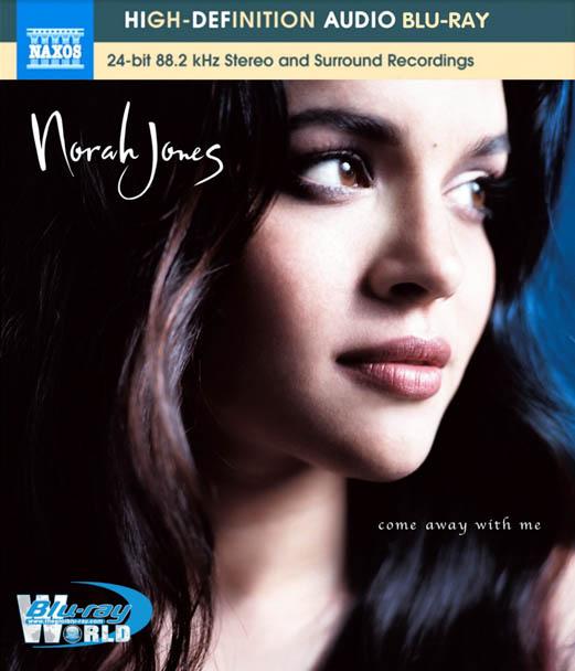 M997. Norah Jones - Come Away With Me (2002) SACD  AUDIO BLURAY (25G)